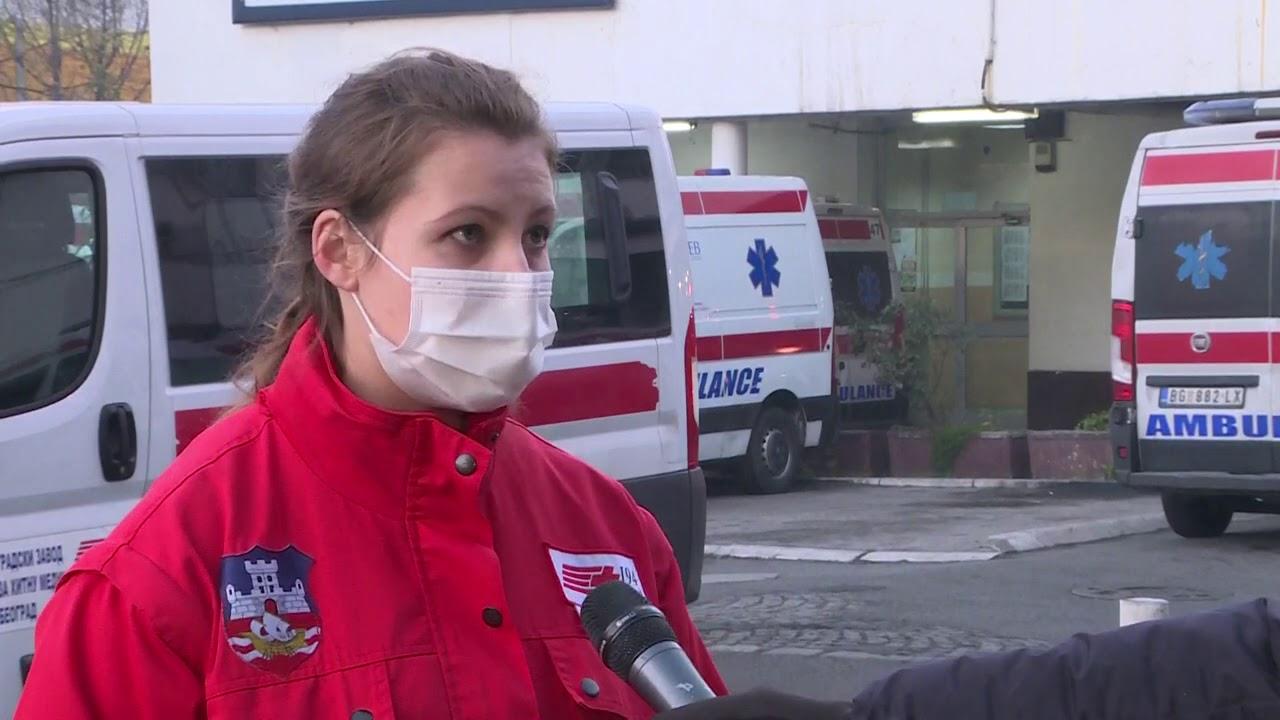 Novo Jutro - Irina i Zika - dr Andrijana Ilic, Milan Raonic - 01.12.2020.