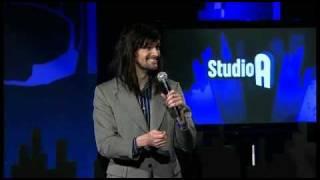 Season 4 Episode 8: European Man - Comedy Spot