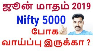 ஜூன் மாதம் Nifty 5000 போகுமா ??    Tamil Share
