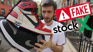 I Sold Fake Sneakers on StockX. This is What Happened