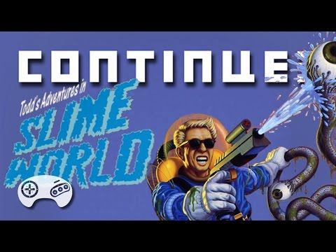 Todd's Adventures in Slime World (GEN) - Continue?