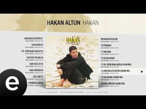 Hani Bekleyecektin (Sound Mix) (Hakan Altun) Official Audio #hanibekleyecektin #hakanaltun