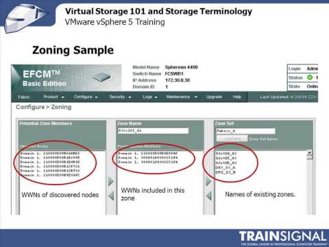 Virtual Storage 101 and Storage Terminology