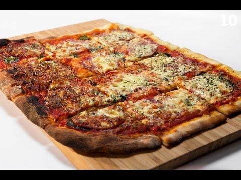 Принципы приготовления пиццы