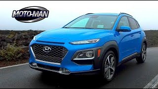 2018 Hyundai Kona CUV FIRST DRIVE REVIEW (2 of 2)