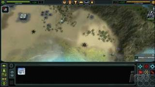 Supreme Commander PC Games Video - Commander Down