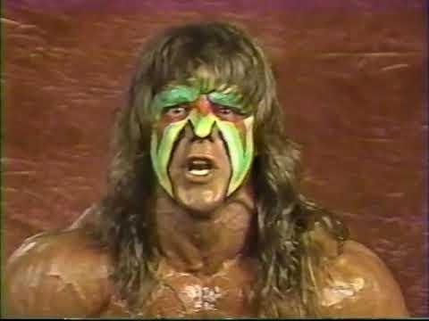 WWF Wrestling August & September 1989