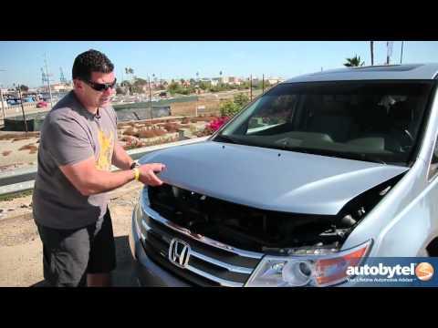 2012 Honda Odyssey Test Drive & Minivan Review