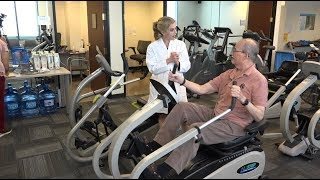 Rehabilitation speeds recovery following cardiac and cardiopulmonary treatment   Vital Signs