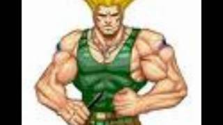 Repeat youtube video Guile's theme extended