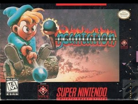 Jason Plays: Incantation (SNES)