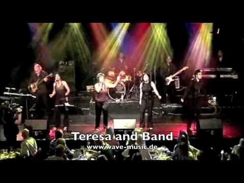 Teresa And Band - Midnight Train To Georgia
