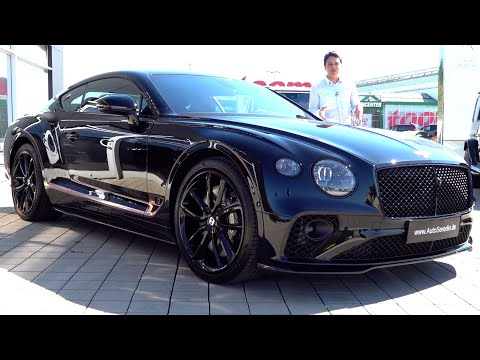 2021 Bentley Continental GT NEW 1 of 12 Limited W12 Panglossian – Sound Interior Exterior