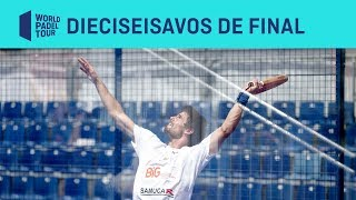 Resumen Dieciseisavos de Final (mañana) Cervezas Victoria Mijas Open