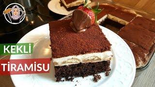 Tiramisu Tarifi | Kek ile yaptım! | Hatice Mazı ile Yemek Tarifleri