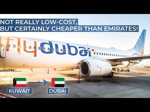 TRIPREPORT | FlyDubai (ECONOMY) | Kuwait City - Dubai | Boeing 737-800