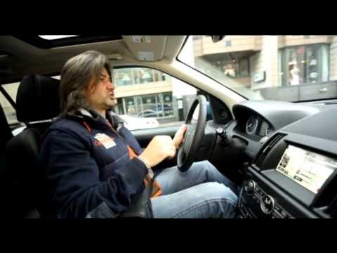 Наши тесты - Land Rover Freelander 2