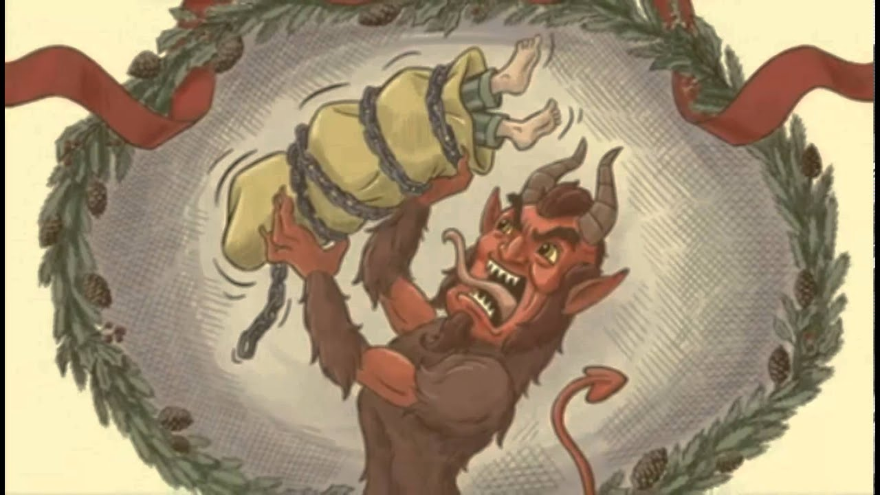 American Dad - The Story of Krampus - YouTube
