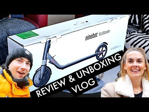 I Would Not Buy It.. NINEBOT ES2 REVIEW | Unboxing, Range Test, Commute London UK