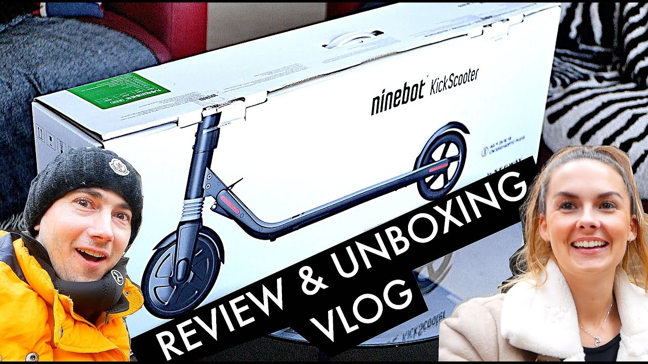 i would not buy it ninebot es2 review unboxing. Black Bedroom Furniture Sets. Home Design Ideas