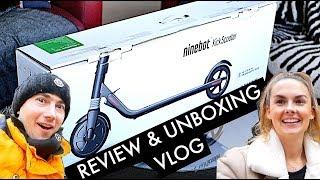 I would not buy it.. NINEBOT ES2 REVIEW | Unboxing, Range Test, Commute London UK