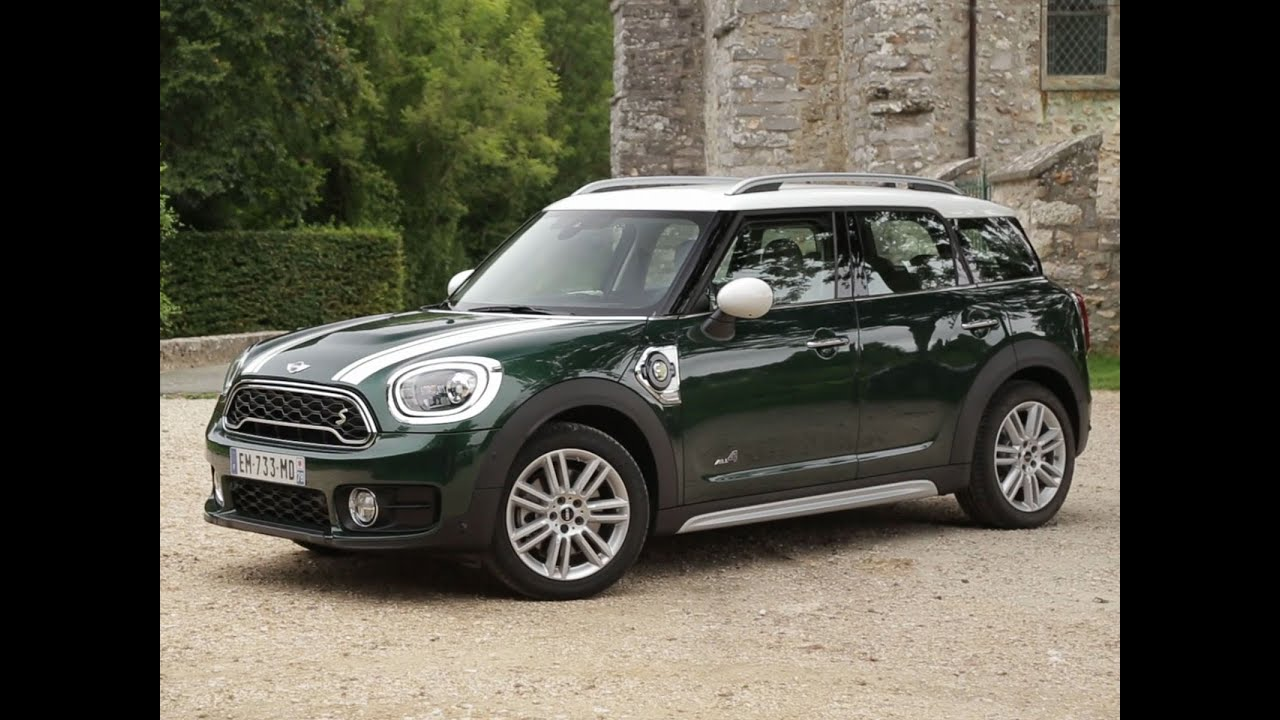 essai mini countryman cooper se exquisite 2017 youtube. Black Bedroom Furniture Sets. Home Design Ideas