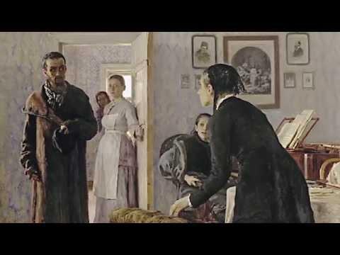 Картина Бурлаки на Волге, Илья Репин - обзор картины