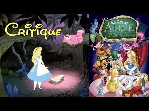 Critique : Alice au pays des Merveilles (1951) poster