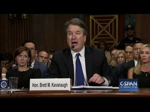 Word for Word: Professor Ford And Judge Kavanaugh Give Their Testimony Under Oath (C-SPAN)