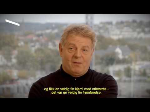 Den Norske Opera & Ballett 2016 Møt musikksjef Karl-Heinz Steffens!
