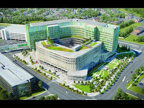 New Calgary Cancer Centre