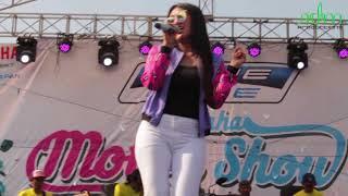 Via Vallen Ra Jodo Live at BLUECORE YAMAHA MOTOR SHOW Klaten 6 Mei 2018