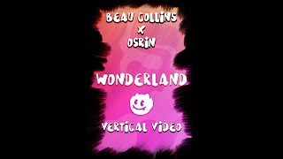 Beau Collins, Osrin ‒ Wonderland (Official Vertical Video) ft. Maggie Szabo
