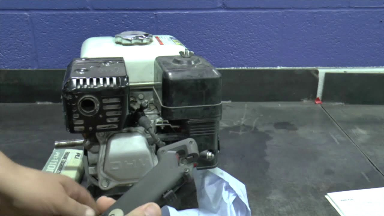 GX160 Governor & Carburetor Speed Adjustments - YouTubeYouTube