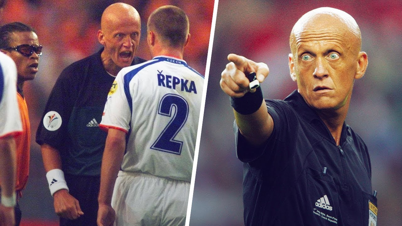 Image result for Pierluigi Collina