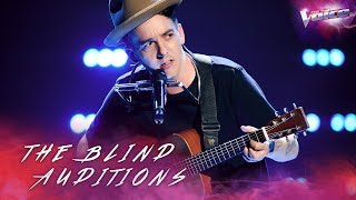 Blind Audition: AP D'Antonio sings Mr Tambourine Man | The Voice Australia 2018
