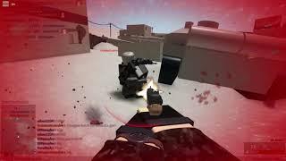 Roblox-Phantom Forces: As armas do update! HK416, AA-12 E Five-Seven!