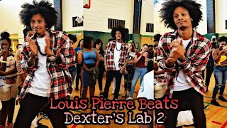 Larry [Les Twins] ▶️Louis Pierre Beats - Dexter's Lab 2⏹️ [Clear Audio]