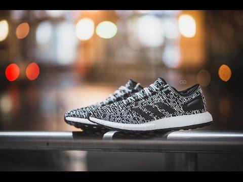 On-Feet: Adidas Pure Boost 2017 \