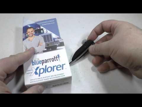 VXi BlueParrott® Reveal™ Bluetooth Review