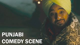 Maan Saab - Punjabi Comedy Scene - Latest Punjabi Movie 2016 - Binnu Dhillon
