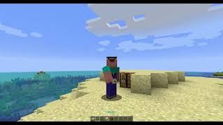 Minecraft當個創世神 1.13新版本如何獲得藏寶圖尋找到海洋之心