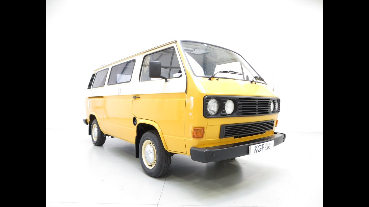 A Superbly Styled T25 Vw Camper Van Created For Freedom