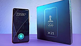 Its finally here. Vivo X21 UD with in display fingerprint Scanner. ...
