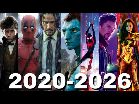 Upcomimg Movies (2020-2026)