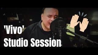 'Vivo' (Grabado Live en el estudio) - Danny López | 2019