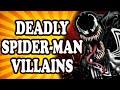 Top 10 Most Deadly Spider Man Villains TopTenzNet