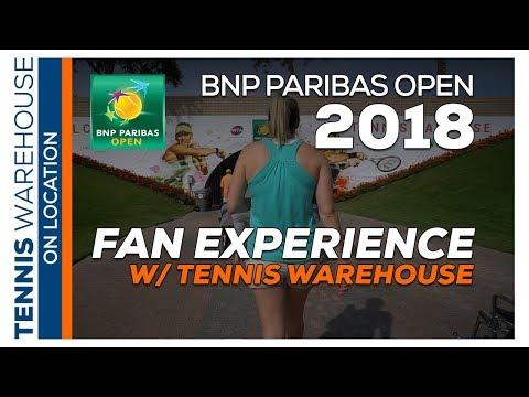 BNP Paribas Open Fan Experience