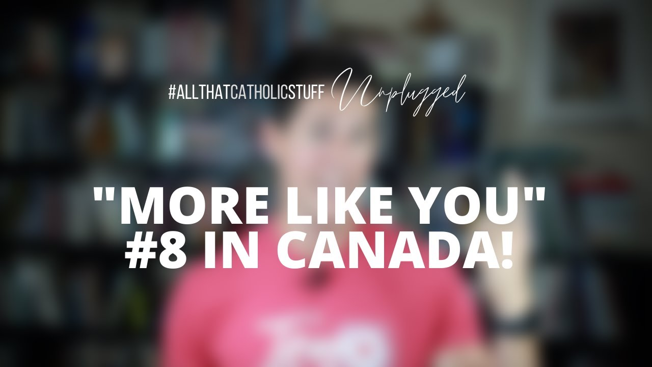 """""""More Like You"""" #8 in Canada!"""