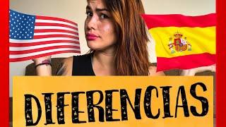DIFERENCIAS entre ESTADOS UNIDOS y ESPAÑA | GRECIA BRAVE